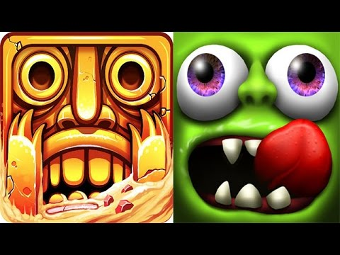 Temple Run 2 vs Zombie Temple Tsunami