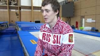 Дмитрий Ушаков Видеогостиная Выпуск 3 Москва Cпортивная