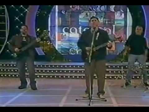 """Banda Catedral no programa Raul Gil """" A Resposta de 1 Desejo """" (Dia 04/12/04)"""