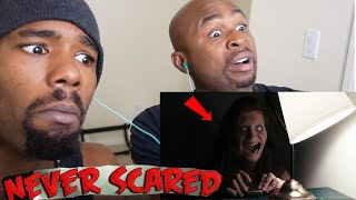 TOP 15 More Scary Video's Of Actual Haunting's REACTION!