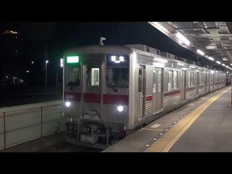 東武10000系ワンマン改造車ダイヤ改正より早くデビューワンマン葛生行き11201F館林発車
