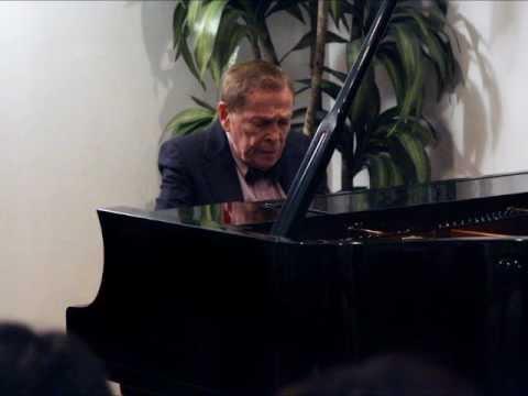 Chopin: Berceuse in D flat major op. 57 - Abbey Simon