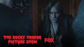Brad And Janet Are Greeted By Riff Raff | THE ROCKY HORROR PICTURE SHOW