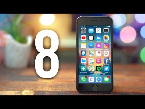 Download Youtube: iPhone 8 Review - 1 Week Later!