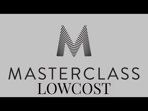 MASTERCLASS ACTING (LOW COST) - DAVID ESPARTEIRO ALMEIDA