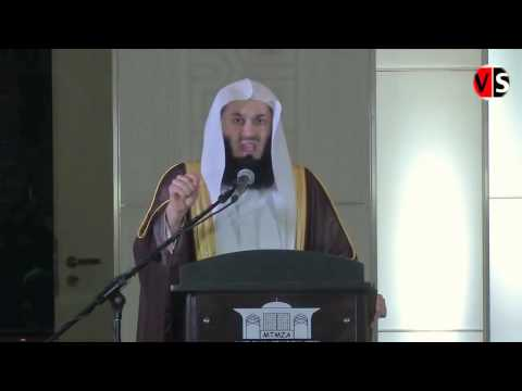 Getting to Know the Companions - Abu Bakr as Siddiq (RA) - Part 1 by Mufti Menk