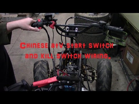 switch diagram besides wiring kill switch for dirt bike on 50cc Remote Control Airplanes Videos