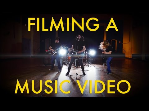 Filming A Music Video (Tips On Camera Settings, Movement & Narrative)