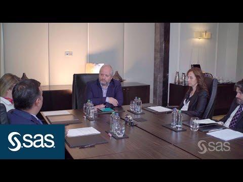 SAS Analytics Café - Kişisel Verilerin Korunması Kanunu'na Hazır Mısınız? – 1. Bölüm