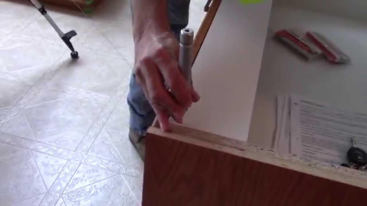 Una forma de sacar la plantilla para cortar encimeras o countertops ...