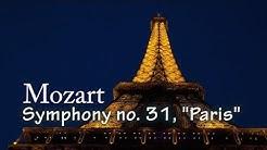 "Mozart: Symphony no 31, ""Paris"" (K297)"