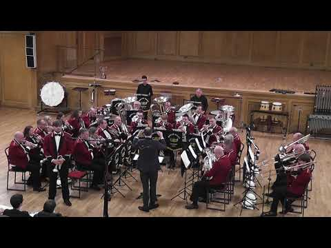 Laganvale Metal Technology Band - Festival Of Brass 2017
