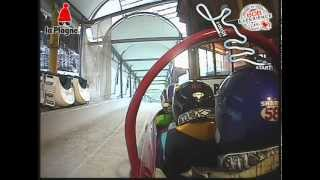 Bob Racing in La Plagne (Бобслей в Ла Плань)