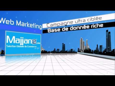 Les différents services de Majjane : web agency de solutions global de commerce en ligne Maroc