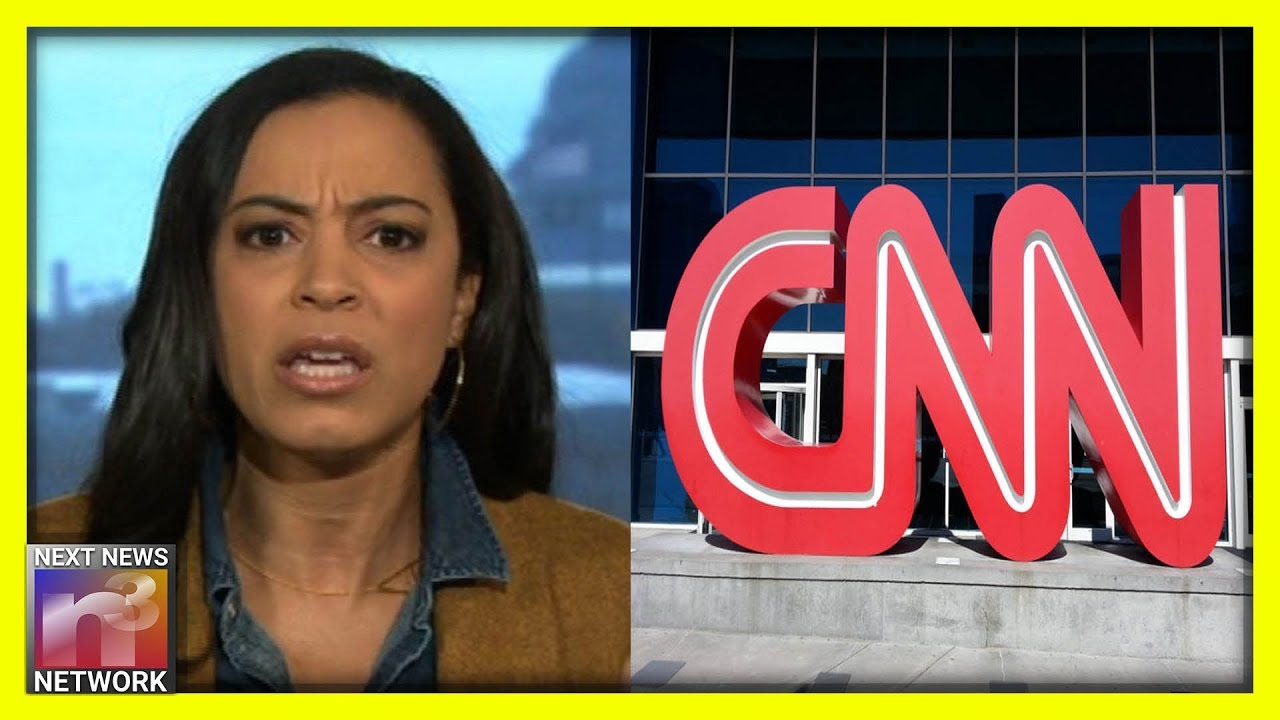 CNN's Angela Rye Is CRAZY! What She Just Said Is HOSTILE To The American Majority!