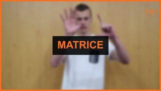 Mathématiques - Matrice