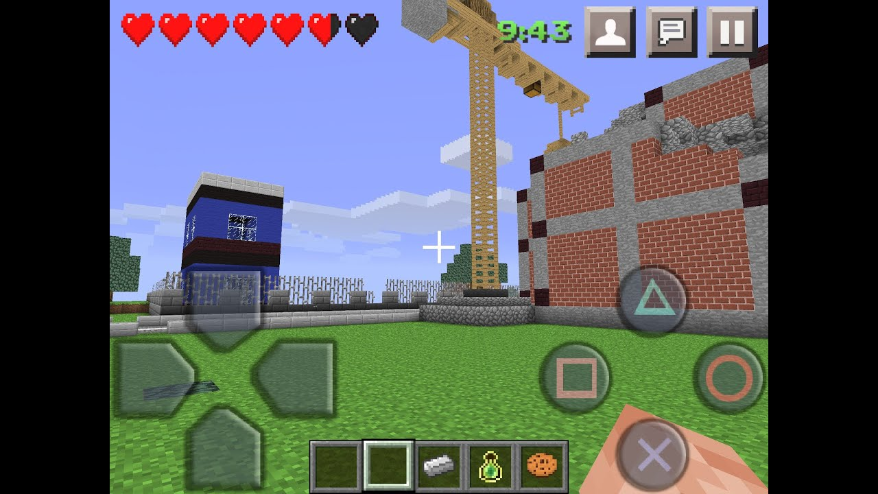 Beautiful Wallpaper Minecraft Ipod Touch - maxresdefault  HD_60999.jpg
