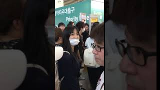 """시타오 미우 시골소녀 시타오 미우가 출국하면서 마지막으로 한말 """"사랑..."""