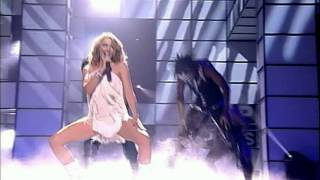 Kylie Minogue - Come Into My World (Live Fischerspooner Mix - TOTP Awards 29-11-2002) HD