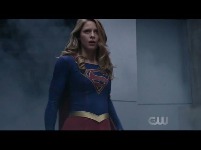 Supergirl 4x02 Kara and Lena vs Mercy Graves
