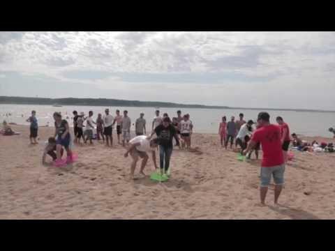 DMYCF Summer Camp 2016 ( Outdoor games )