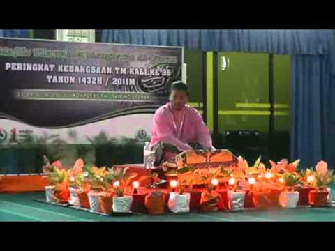 Abdullah Ismail [TM Zon Timur] 3rd Place