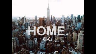 HOME.   New York City 4K.