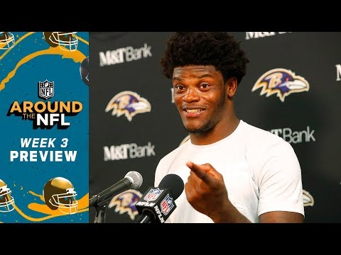 NFL Week 3 FULL Preview Show | Around The NFL