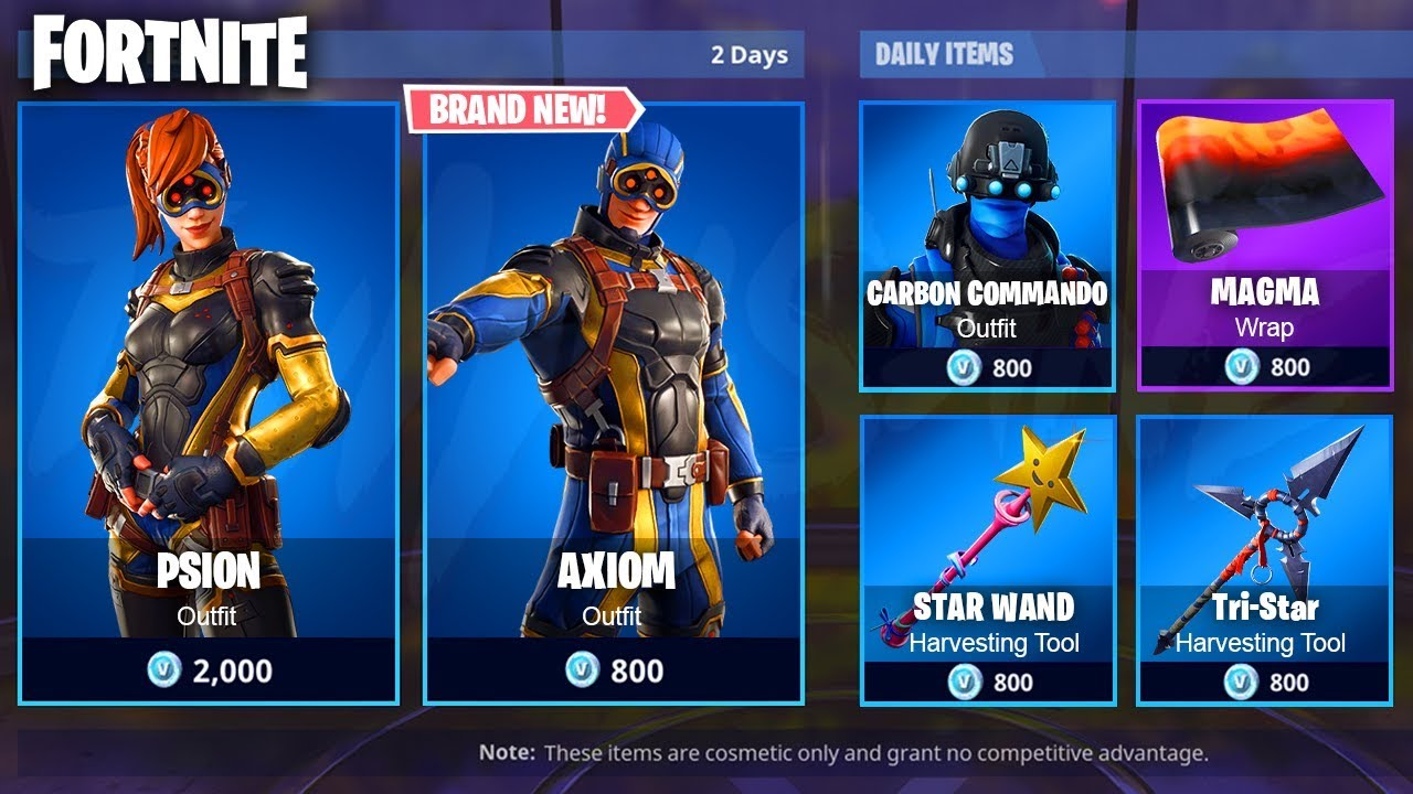 New Fortnite Item Shop Countdown New Skins Live 20th March