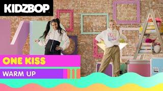 KIDZ BOP Kids - One Kiss (Warm Up)