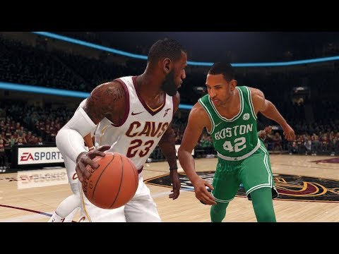 NBA LIVE 2018 Playoffs Cleveland Cavaliers vs Boston Celtics Full Game 3 NBA Finals NBA LIVE 18