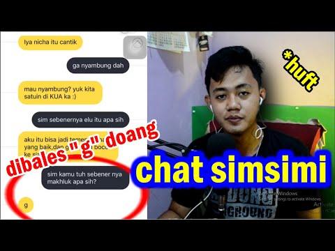 Chat Simsimi Di Bales