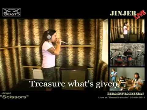 Jinjer - Scissors (Lyrics)