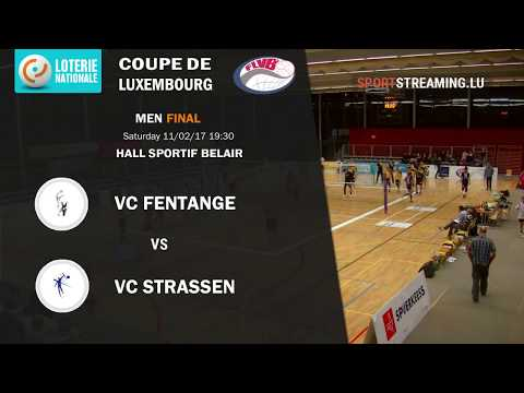 Men's Final of Luxembourg Volleyball Cup