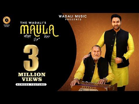 maula-|-wadali-brothers-|-lakhwinder-wadali-|-ustad-puran-chand-wadali-|-latest-punjabi-song-2020