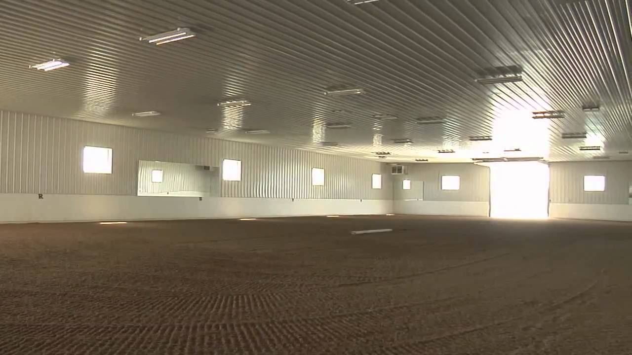 & Morton Buildings Tour - Cornerstone Stables - YouTube
