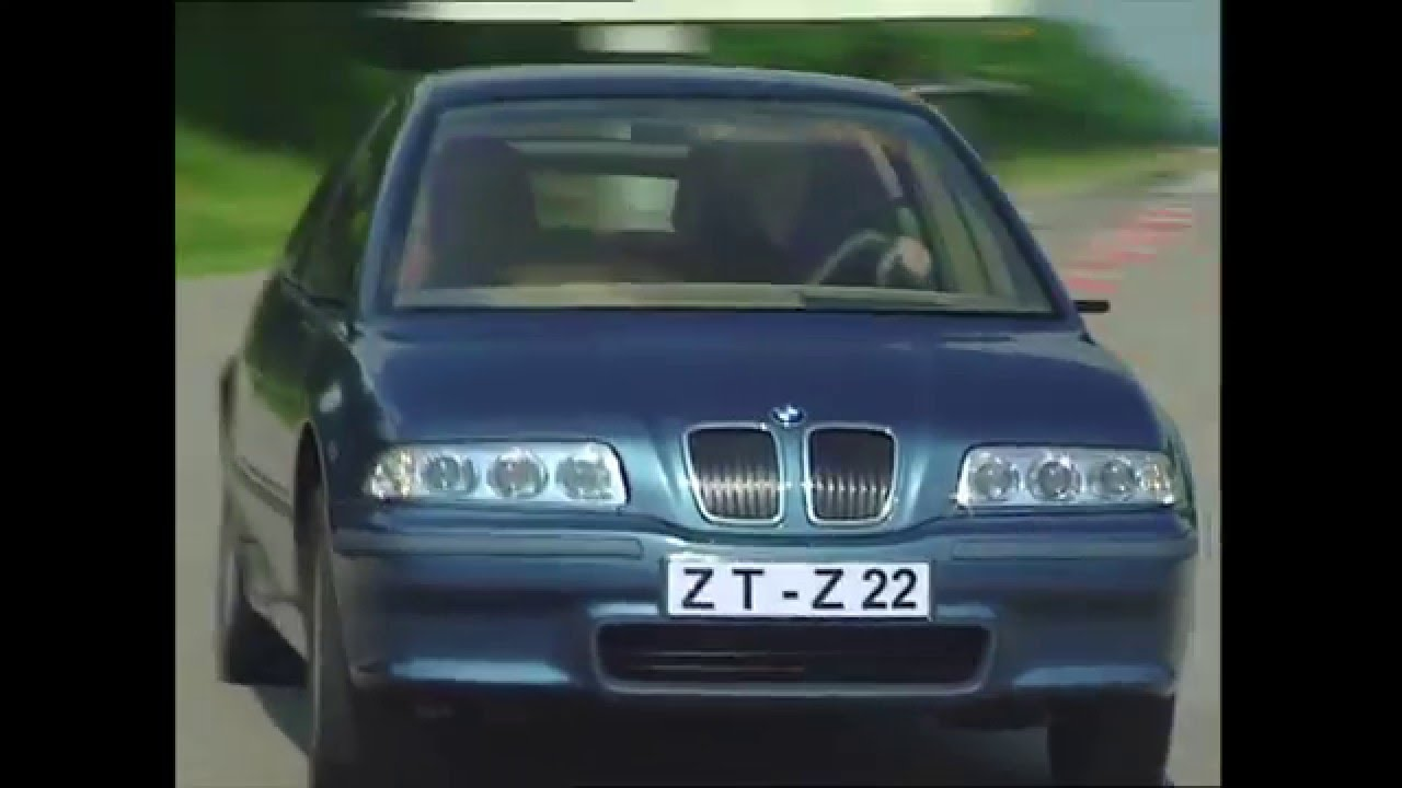 2001 BMW Z22 Concept - Historical Footage - YouTube