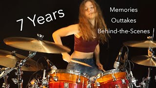 Sina Drums - 7 Years in 7 Minutes
