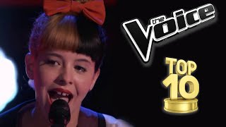 THE VOICE GLOBAL!  Top 10 WEIRD AND WONDERFUL blind auditions!!!