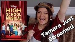 High School Musical - Tamara Just Streamed