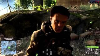 Battlefield 4 (2013) Gameplay AMD Radeon R7 250 - Intel Core 2 Duo E8400 - 4GB RAM