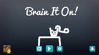 Brain It On! - Physics Puzzles