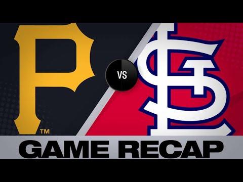 Sports Wrap with Ron Potesta - Pirates Hammer Cardinals' Bullpen