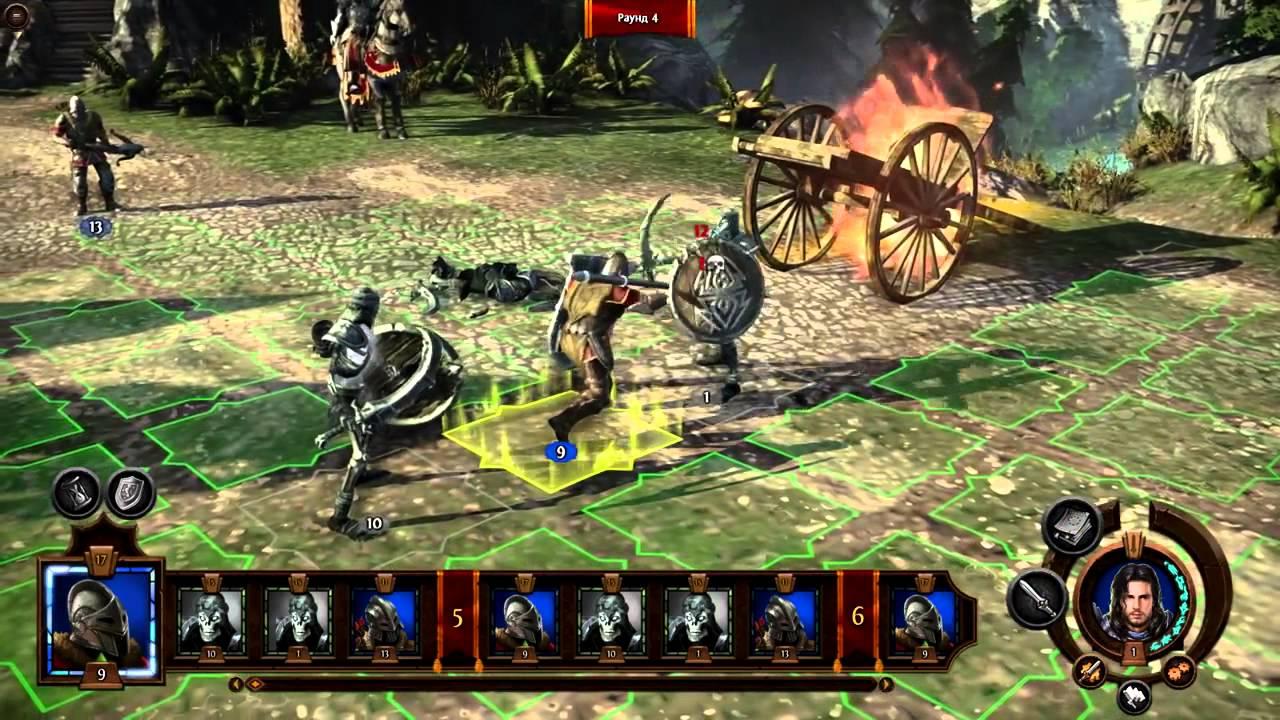 Игра герои меча и магии 6 (2011) скачать через торрент на pc.