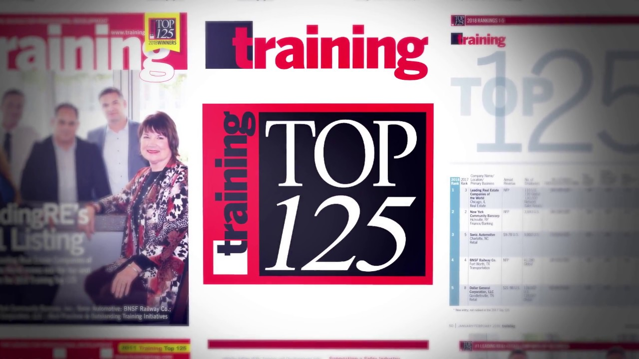 Learn More About the Training Top 125 | Training Magazine