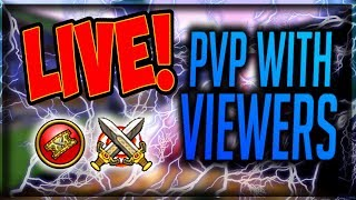 🔴 (LIVE) Wizard101: Ranked PvP & Tournament with Viewer