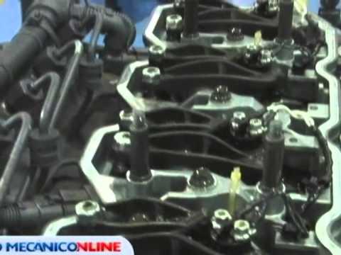 Motor Cummins Interact 4 - cap1