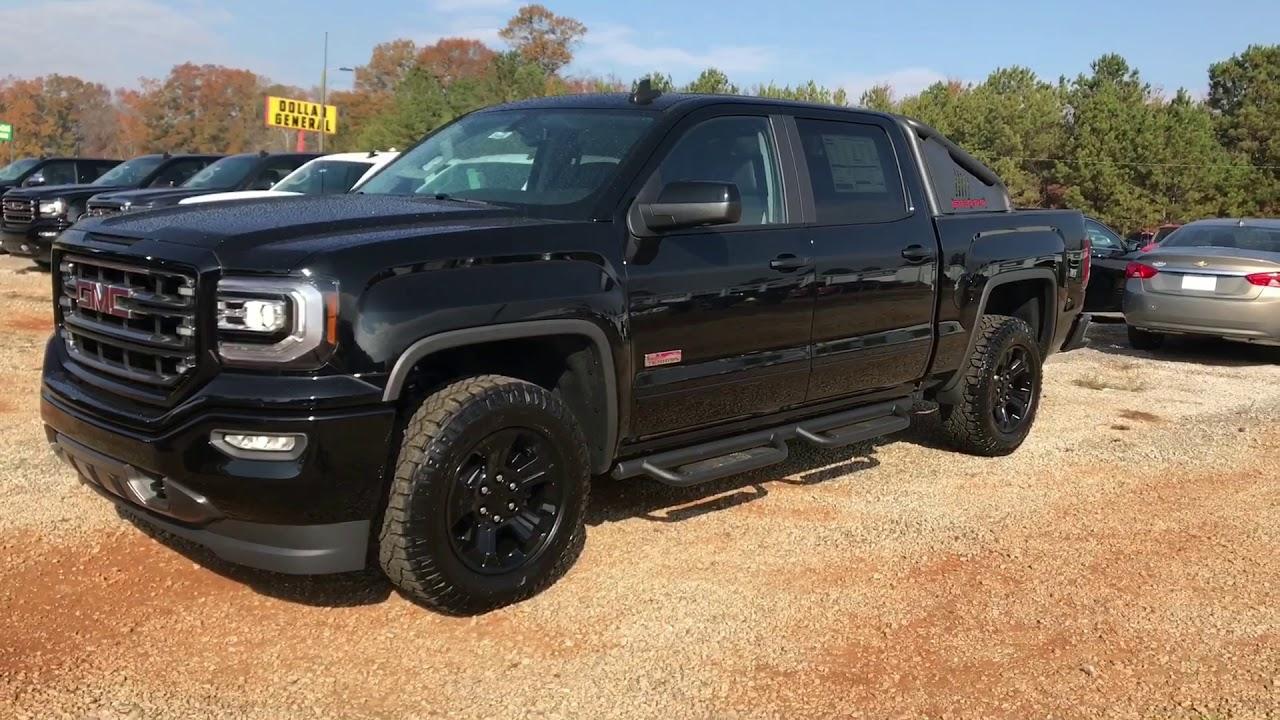 Jimmy Britt Chevrolet >> 2018 GMC SLT All Terrain X Sierra Wilfredo ! - YouTube
