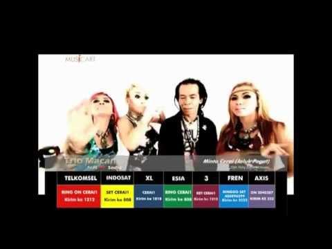 Trio Macan - Minta Cerai (Jaluk Pegat) feat Mr. Sodiq [Plus RBT All operator]