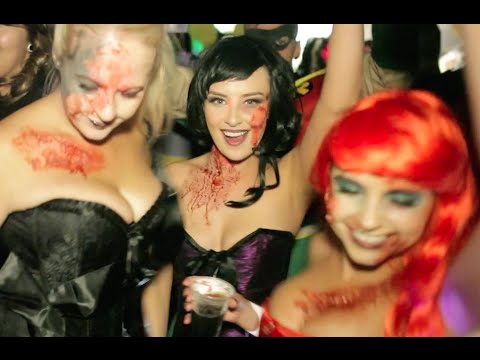 18+ Sydney Halloween Party ! Magique Halloween Circus.